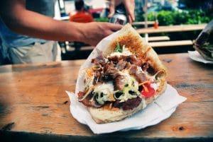 Döner kebab, plat adoré des allemands