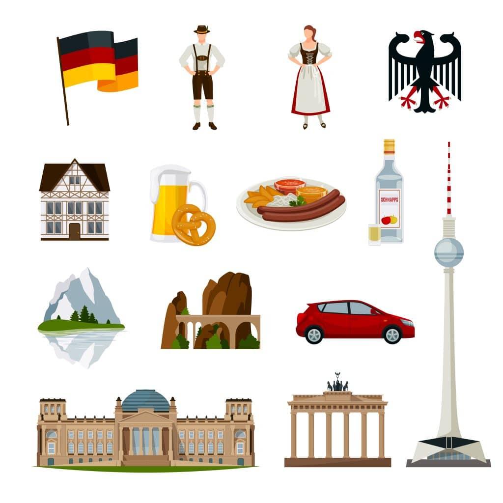 Un guide pour vivre en tant qu'émigré en Allemagne